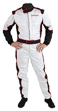 Flamecrusher Elite 3 Layer Race suit - Click for larger image