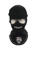 Chicane Balaclava Carbon X 2 Eye  - Click for larger image