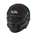 Stilo ST5 F Carbon Helmet with coms - Click for larger image